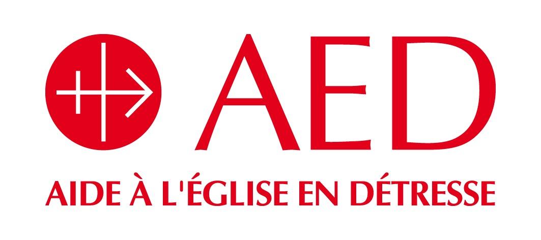 Logo Aide à l'Eglise en détresse