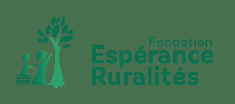 Logo Fondation Espérance Ruralités