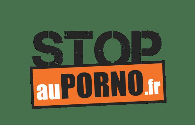 Logo Stop au Porno